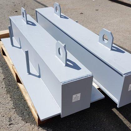 prefab concrete steel parts